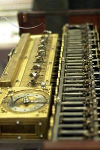 Maquina calcular Leibniz